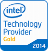 Intel� Technology Provider Gold Partner 2014