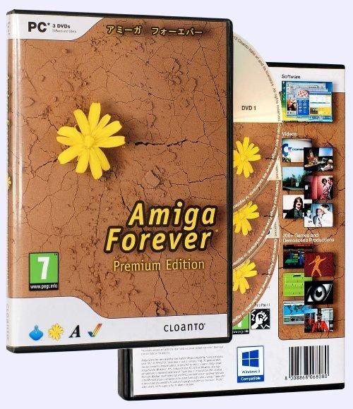 Cloanto Amiga Forever v2016 Plus Edition-CRDgolkes